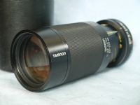 '  80-210mm ' Tamron AD2 80-210MM 3.8-4 Zoom macro Lens Cased -MINT- £12.99